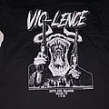 Vio-Lence: *exclusive* one-night only in Dallas t-shirt
