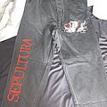 Sepultura - Other Collectable - Sepultura: *exclusive* Cause of the Remains sweatpants