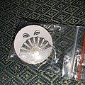 Drab Majesty: 2020 design pin  Pin / Badge