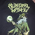 Municipal Waste - TShirt or Longsleeve - Municipal Waste: 2018 Speed of the Wizard tour t-shirt