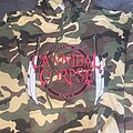 Cannibal Corpse - Hooded Top - Cannibal Corpse: *rare* camo hoodie
