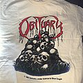 Obituary - TShirt or Longsleeve - Obituary: *exclusive* Pile of Skulls t-shirt