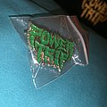 Power Trip: *rare* Green pin