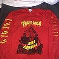 Terrorizer - TShirt or Longsleeve - Terrorizer: World Downfall red longsleeve