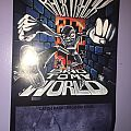 Backtrack: Bad To My World 2018 Tour Poster  Other Collectable