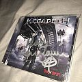 Megadeth: Dystopia CD (Signed by entire band)  Tape / Vinyl / CD / Recording etc