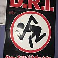 D.R.I: Dirty Rotten Imbeciles Poster   Other Collectable