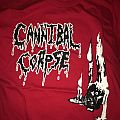 Cannibal Corpse: *Rare* Limited Edition Hammer Smashed Face T-Shirt
