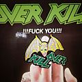 Overkill - Patch - Old Overkill Tourpatch!