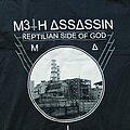 M3th Assassin - Reptilian side of God shirt