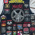 Manzer - Battle Jacket - My first Battle Jacket