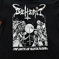 Beherit - TShirt or Longsleeve - Beherit - The Oath of Black Blood LS