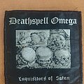 Deathspell Omega - Patch - Deathspell Omega - Inquisitors  of Satan patch