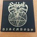 Sabbat - Disembody patch