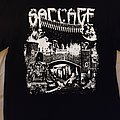 Saccage - TShirt or Longsleeve - Saccage Khaos Mortem LS