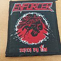 Enforcer - Death by fire patch