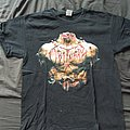 Inked iby blood 2015 tour shirt