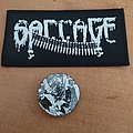 Saccage - Pin / Badge - Saccage patch