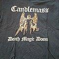 Candlemass - TShirt or Longsleeve - Candlemass Death magic Doom TS