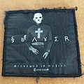 Slayer - Patch - Slayer - Diabolus in musica patch
