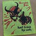 Mercyfull Fate Don't break the oath yellow patch