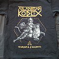 Atlantean Kodex - TShirt or Longsleeve - Europa 2015 tour
