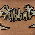 Sabbat gold big patch