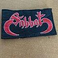 Sabbat patch