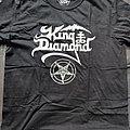 King Diamond - TShirt or Longsleeve - King Diamond TS
