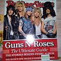 Guns N Roses Rolling Stone Magazine Collectors Edition Other Collectable