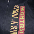 Guns N Roses Nightrain Fan Club Hoodie Hooded Top