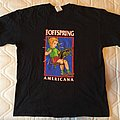 "The Offspring - ""Americana"" shirt / Size: XL"