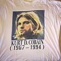 Kurt Cobain - Painting TShirt or Longsleeve