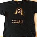 """Johnny Cash - """"CASH"""" shirt / Size: XL"""