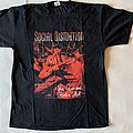 "Social Distortion - ""Sex, Love and Rock'n'Roll"" Tour Shirt"