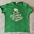 "Dropkick Murphys - ""Scally Skull Ship"" shirt / Size: L"