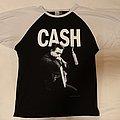 "Johnny Cash - ""CASH"" Shirt / Size: L"