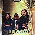 Nirvana - Bandphoto shirt / Size: XL
