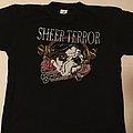 "Sheer Terror - ""85 to 98 goodbye farewell"" shirt / Size: XL"