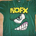 "NOFX - ""Mons-Tour"" shirt / Size XL"