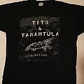 "Tito & Tarantula - ""tarantism"" shirt / Size: XL"
