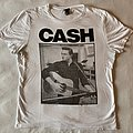 "Johnny Cash - TShirt or Longsleeve - Johnny Cash - ""Autograph"" Shirt / Size: L"
