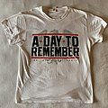 "A Day To Remember - ""I won't be..."" shirt /Size:L"