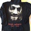 "Kurt Cobain - TShirt or Longsleeve - Kurt Cobain - ""1967 - 1994"" hoodie / Size: XL"