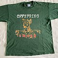 "The Offspring; Offspring - TShirt or Longsleeve - Offspring - ""Smash"" shirt / Size: XL"