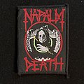 "Napalm Death - Patch - Napalm Death - ""Life?"" Patch"