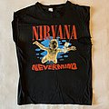 "Nirvana - TShirt or Longsleeve - Nirvana - ""Nervermind"" (sleeveless) Shirt / Size: XL"