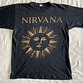 "Nirvana - TShirt or Longsleeve - Nirvana - ""Sun & Nevermind"" shirt"