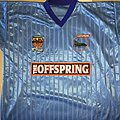 "The Offspring - ""Americana Tour Soccer Jersey"" / Size: XL"
