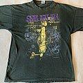"Sepultura - ""Chaos A.D."" Shirt / Size: XL"